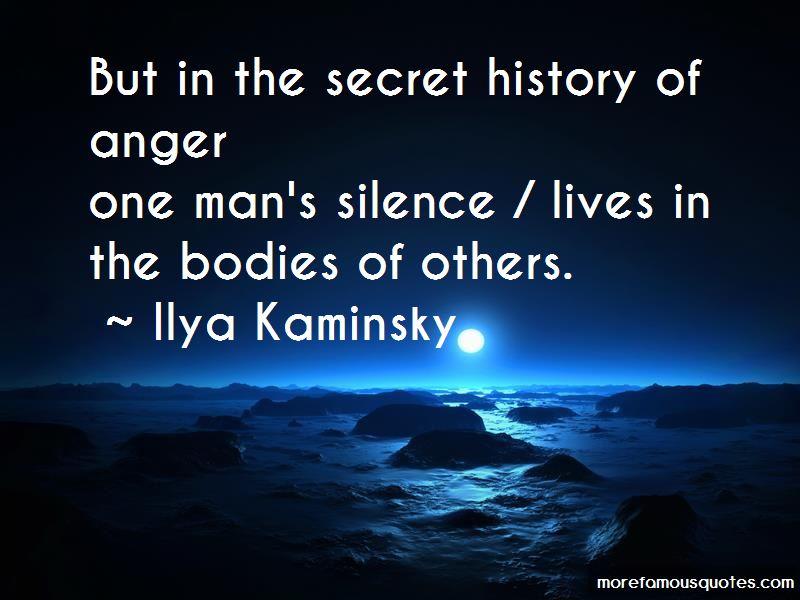 Ilya Kaminsky Quotes Pictures 3