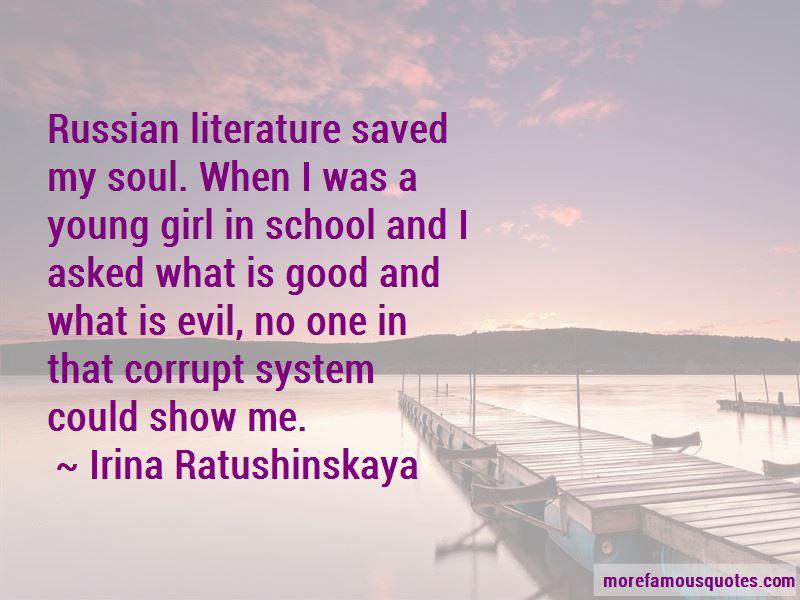 Irina Ratushinskaya Quotes