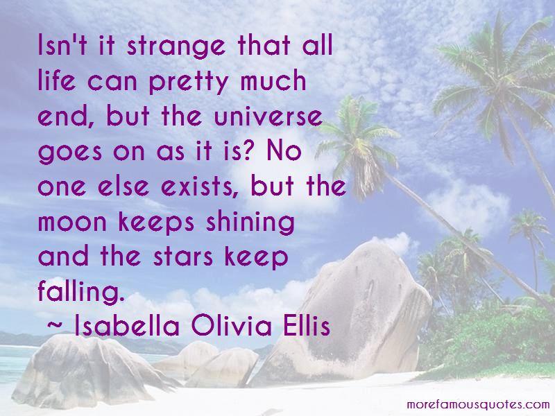 Isabella Olivia Ellis Quotes Pictures 2