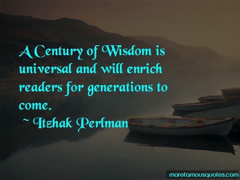 Itzhak Perlman Quotes Pictures 2