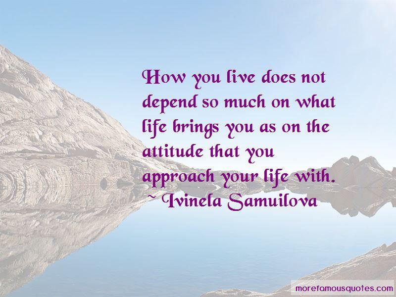 Ivinela Samuilova Quotes Pictures 2