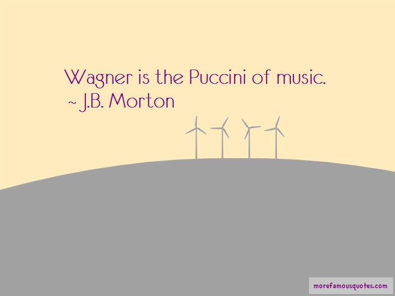 J.B. Morton Quotes