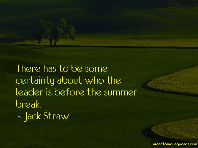 Jack Straw Quotes Pictures 3