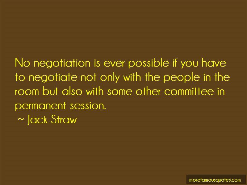 Jack Straw Quotes