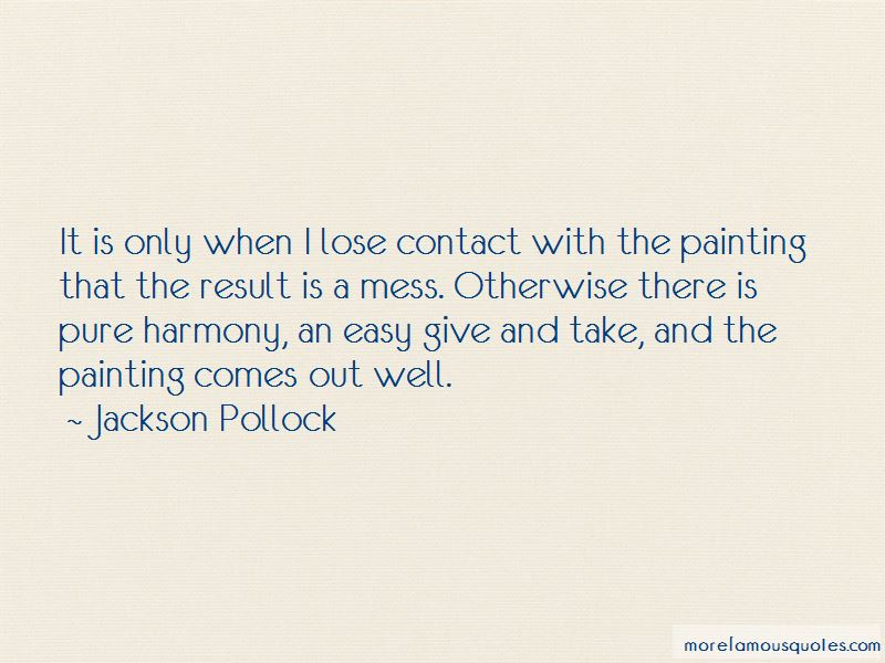 Jackson Pollock Quotes Pictures 2