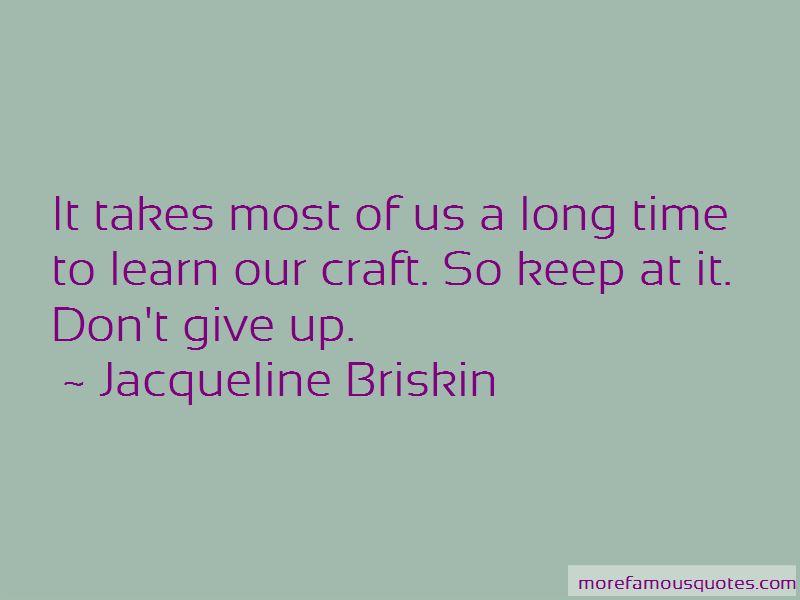 Jacqueline Briskin Quotes Pictures 2