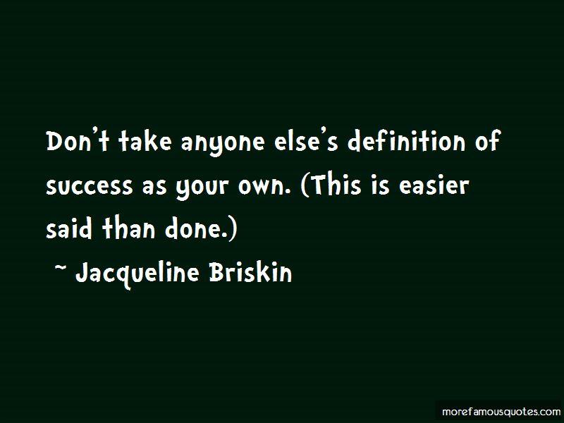 Jacqueline Briskin Quotes Pictures 4