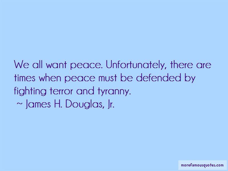 James H. Douglas, Jr. Quotes Pictures 3