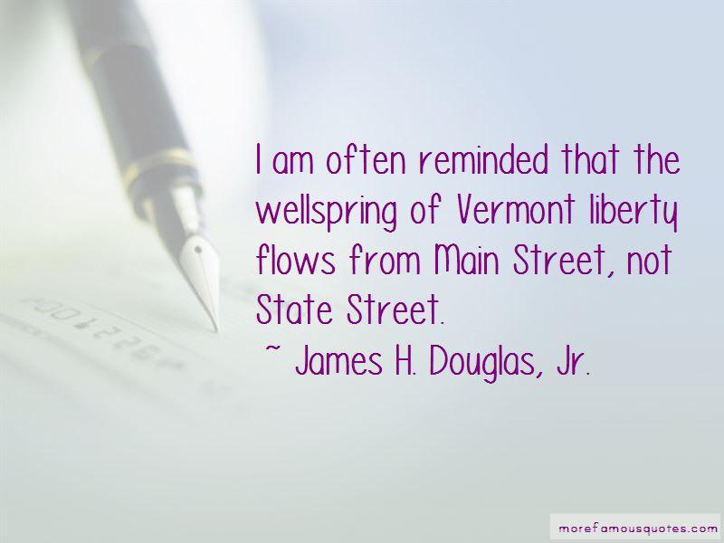 James H. Douglas, Jr. Quotes Pictures 4