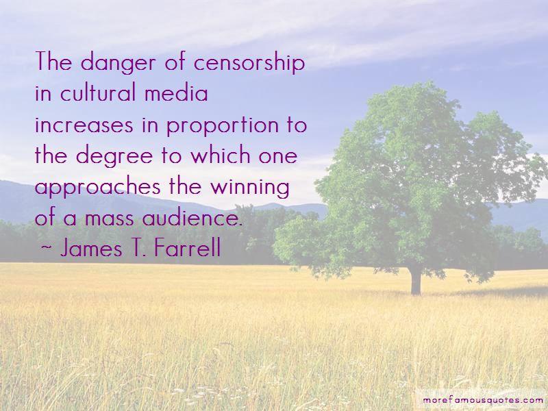 James T. Farrell Quotes