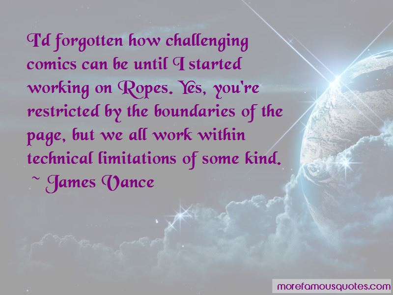 James Vance Quotes Pictures 4
