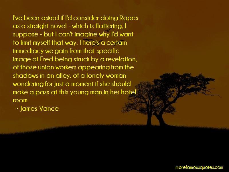 James Vance Quotes