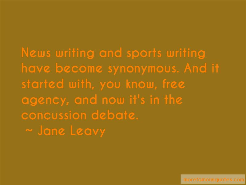 Jane Leavy Quotes Pictures 4