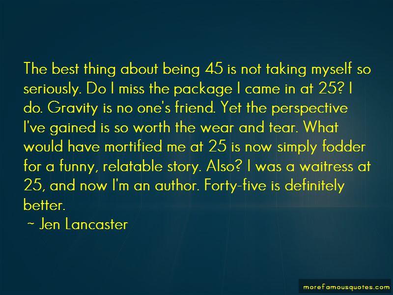 Jen Lancaster Quotes Pictures 2