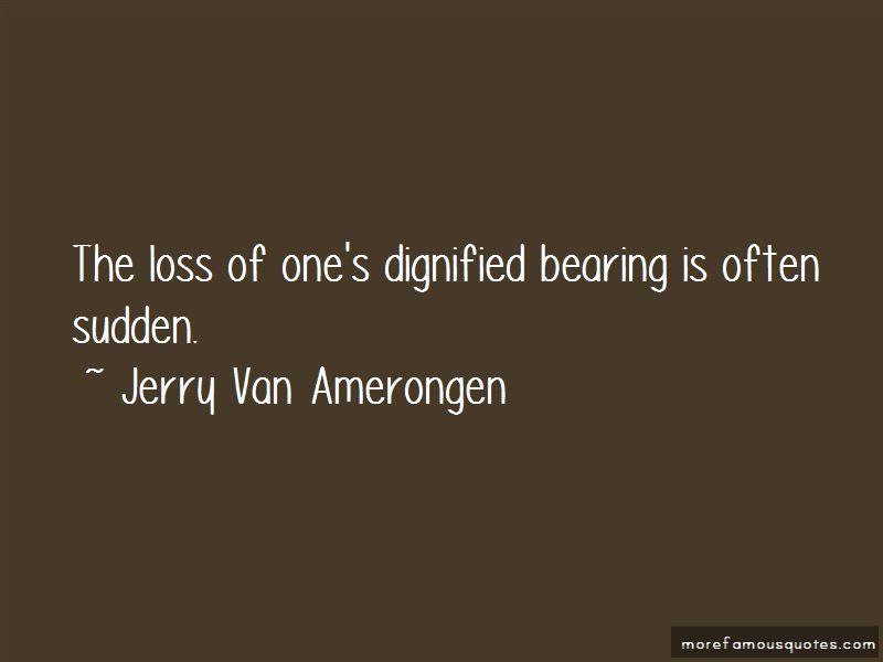 Jerry Van Amerongen Quotes Pictures 2