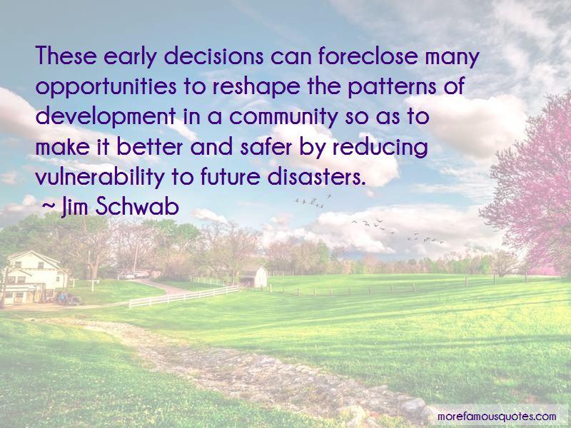 Jim Schwab Quotes