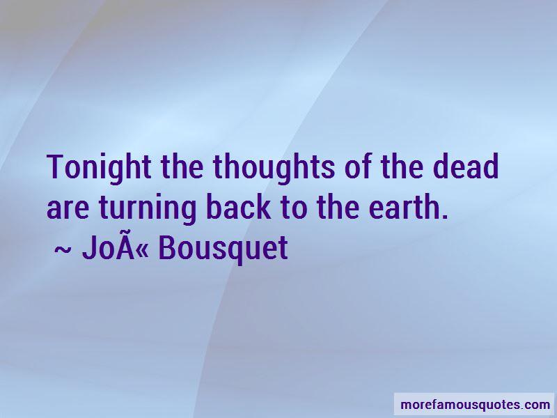 Joe Bousquet Quotes Pictures 2