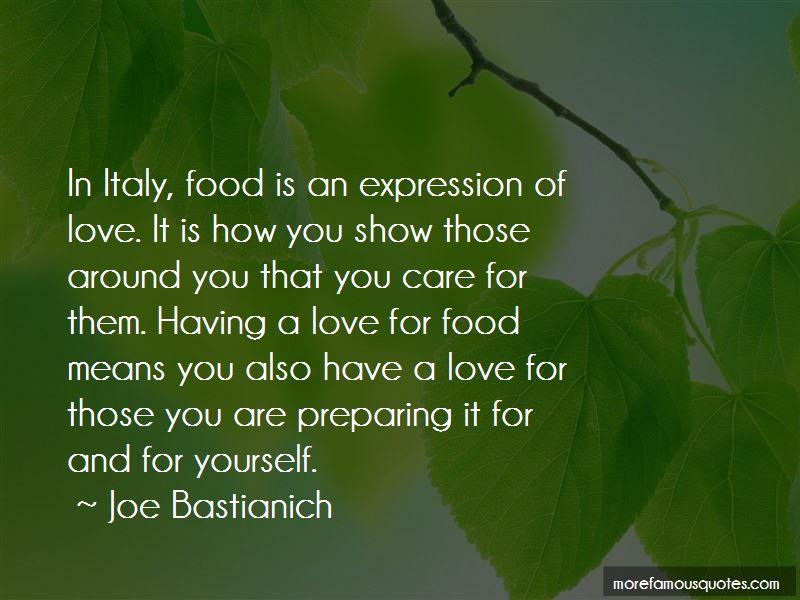 Joe Bastianich Quotes