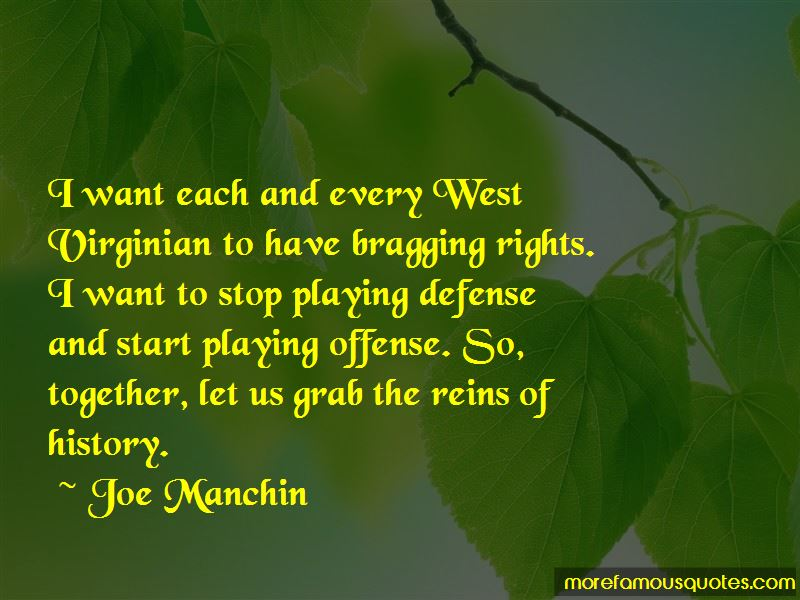 Joe Manchin Quotes Pictures 2