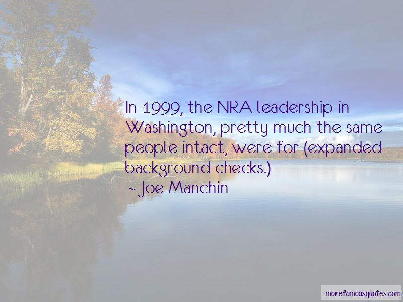 Joe Manchin Quotes Pictures 3