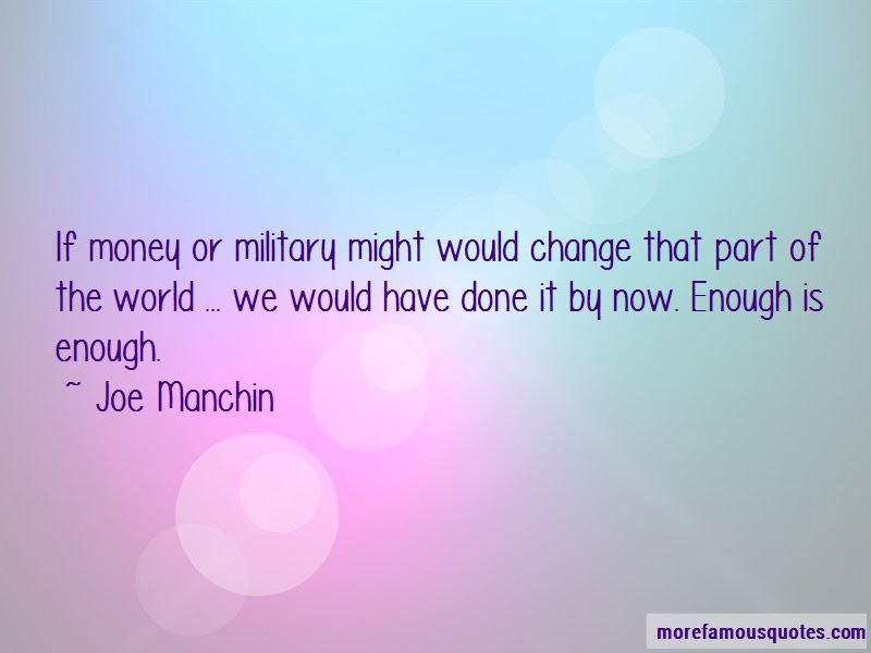 Joe Manchin Quotes Pictures 4