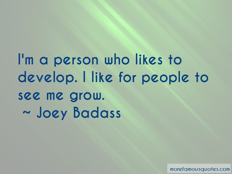Joey Badass quotes: top 11 famous quotes by Joey Badass