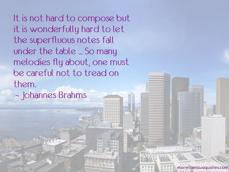 Johannes Brahms Quotes Pictures 3