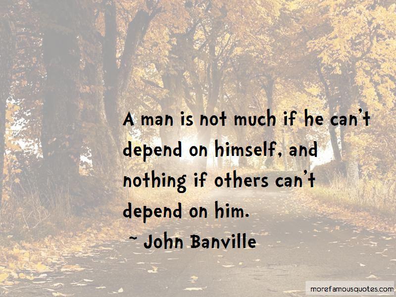 John Banville Quotes