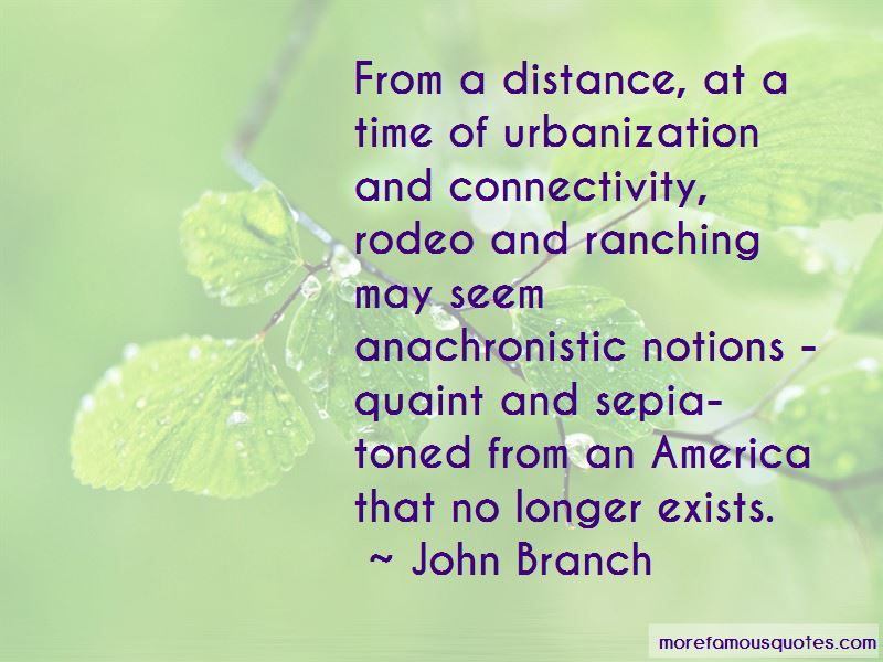 John Branch Quotes