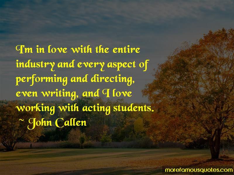 John Callen Quotes Pictures 2