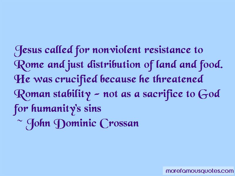 John Dominic Crossan Quotes Pictures 2