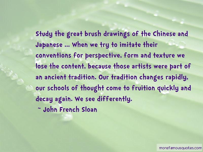 John French Sloan Quotes Pictures 3