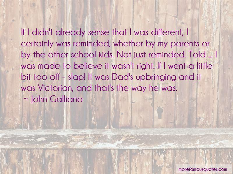 John Galliano Quotes Pictures 3