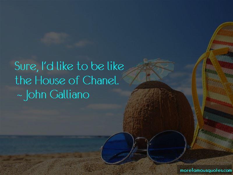 John Galliano Quotes Pictures 4
