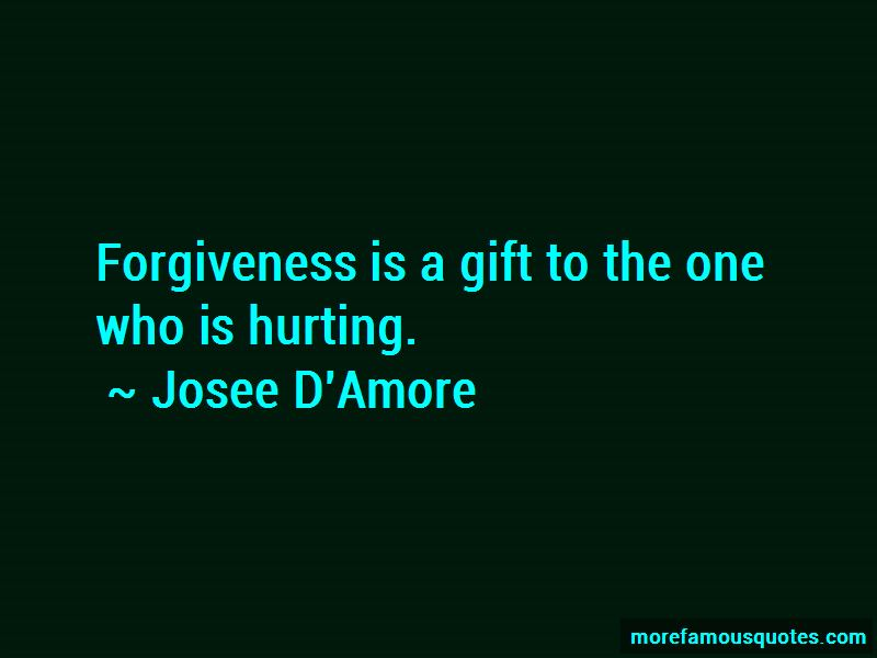 Josee D'Amore Quotes
