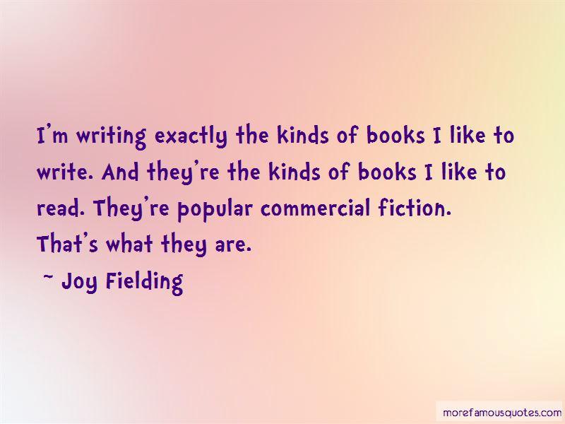 Joy Fielding Quotes