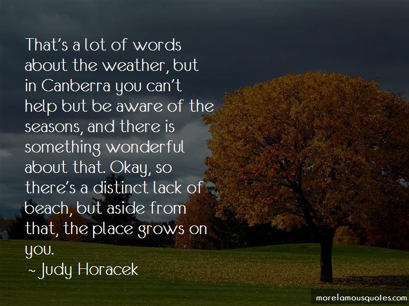 Judy Horacek Quotes Pictures 3