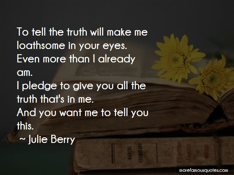 Julie Berry Quotes Pictures 2