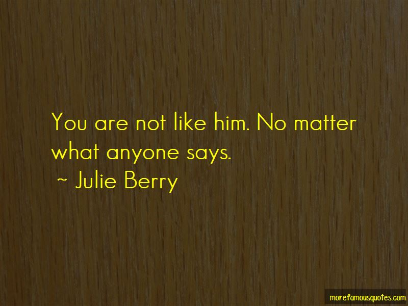 Julie Berry Quotes Pictures 3