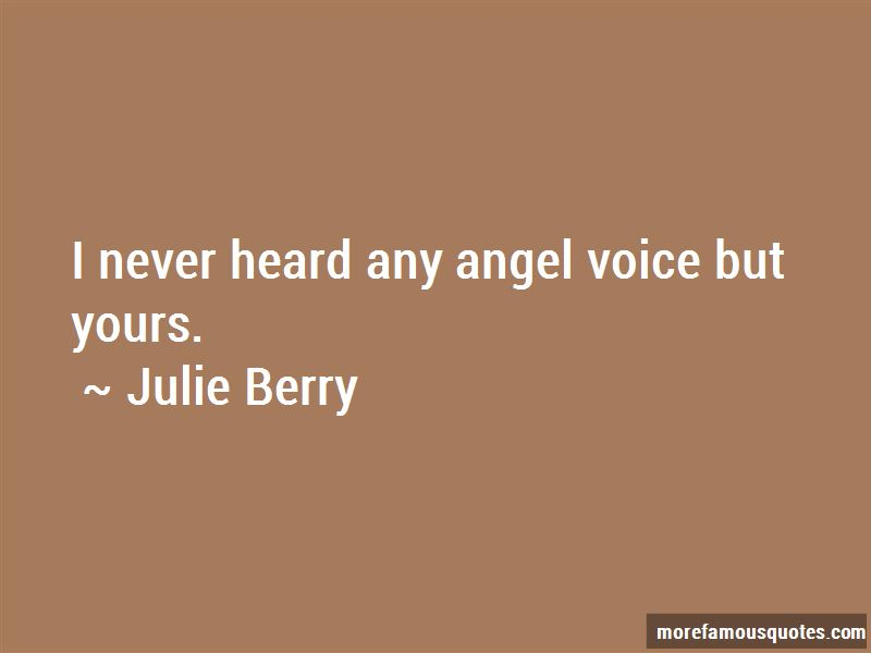 Julie Berry Quotes Pictures 4