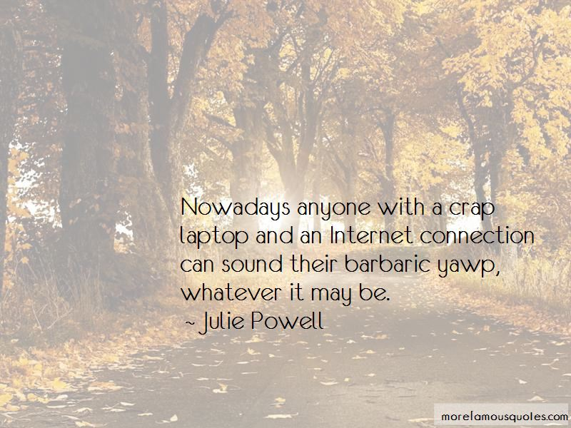 Julie Powell Quotes Pictures 2