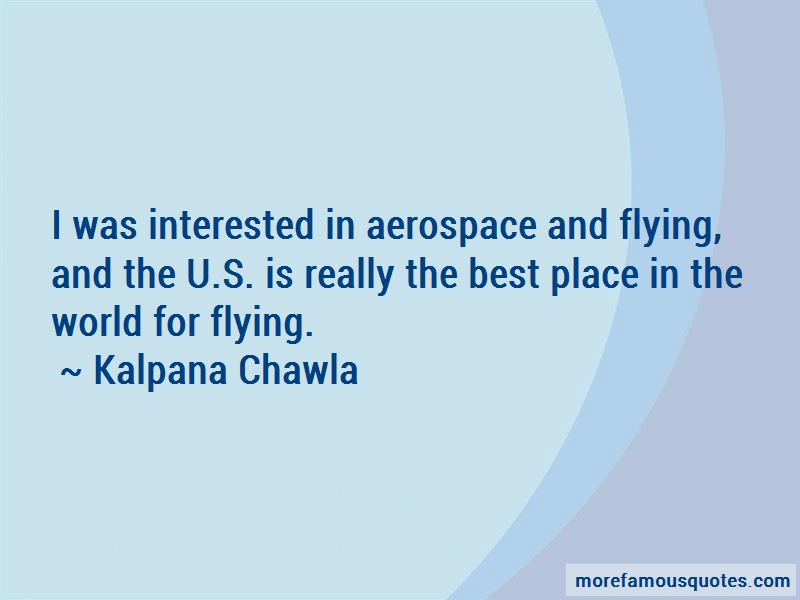 Kalpana Chawla Quotes Pictures 2