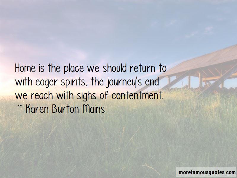 Karen Burton Mains Quotes Pictures 2