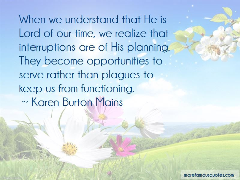 Karen Burton Mains Quotes Pictures 4