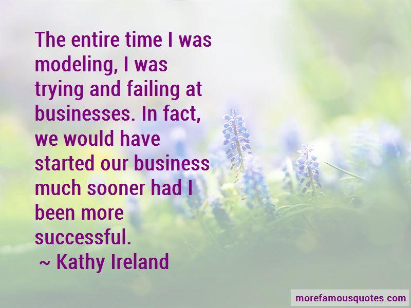 Kathy Ireland Quotes Pictures 2