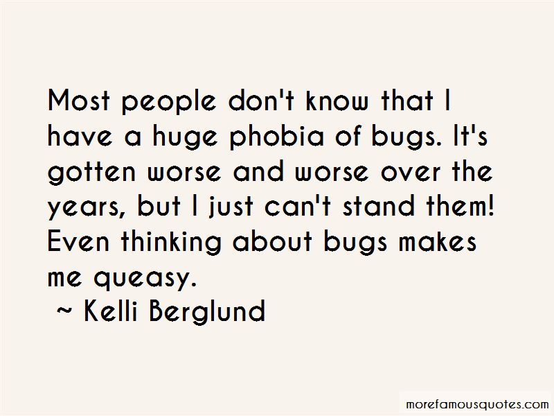 Kelli Berglund Quotes Pictures 4