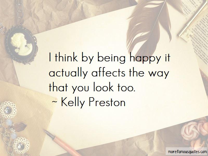Kelly Preston Quotes