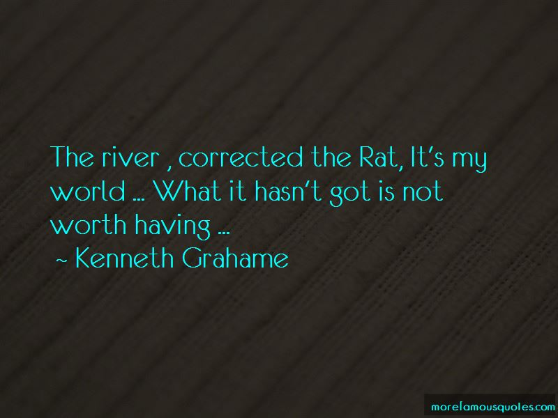 Kenneth Grahame Quotes Pictures 2