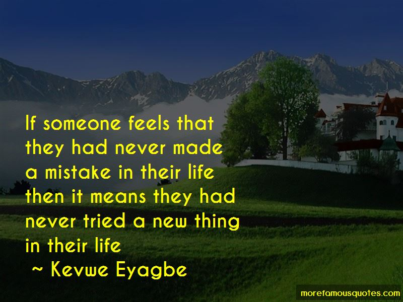 Kevwe Eyagbe Quotes Pictures 2