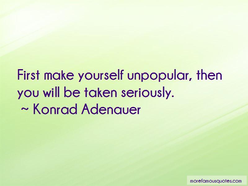 Konrad Adenauer Quotes Pictures 4